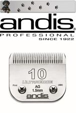 Andis Ultraedge Tête de rasage taille 10 1,5 mm Aesculap - MOSER - choix - OSTER