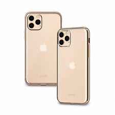 "Moshi Vitros Clear Case for iPhone 11 Pro 5.8"" Champagne Gold Genuine"