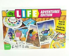 The Game of Life Adventures Edition Board Game A Rare Modern Version with Twist