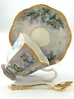 Teacup Saucer Wings of Enchantment Lena Liu Enchanted Bradford Editions S801