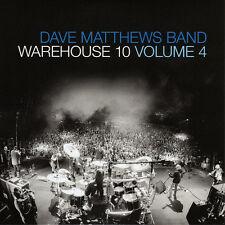 Dave Matthews Band - Warehouse 10 Vol 4 Rare CD Joy Ride, Seek Up, Oh, Shotgun