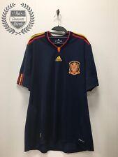 España Lejos Camiseta De Fútbol 2010/2012 para hombre XL Extra Grande