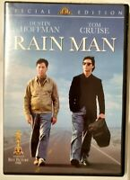 Rain Man (DVD, 2006, WS) Dustin Hoffman, Tom Cruise