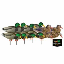Avery Greenhead Gear Ghg Pg Full Body Mallard Decoys Harvester Pack Flocked Head