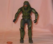 Halo Reach Green Spartan Action Figure; By McFarlane Toy 2011