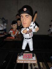 2007 Bowie Baysox Nick Markakis Baltimore Orioles SGA Bobblehead Atlanta Braves