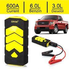 ZIPOM 600A USB Jump Start Starthilfe Batterie Auto Power Bank Ladegerät Booster
