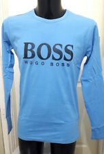 Hugo Boss Green Tee White Regular Modern Fit Crew Neck T-shirt Small Td077 AA 14