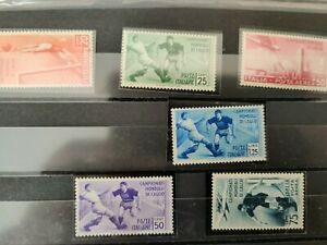 Original Stamps World Cup 1934 Italy