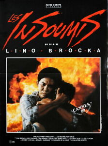 FIGHT FOR US ORAPRONOBIS Lino Brocka 1989 FRENCH POSTER 16x24