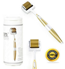 ZGTS Titanium Derma Roller Skin Care 1.5 mm Anti-aging,  Acne, Scars