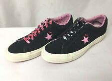Converse Women's All Star Lo Hello Kitty Fashion Sneakers Wmns 9.5, 162938C Used