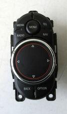 Genuine Used MINI Sat Nav Touch Controller - F55 F56 F56 F54 F60 - 9866932