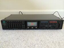 New listing Sansui Rg-707 Stereo Graphic equalizer