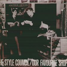 "THE STYLE COUNCIL "" OUR FAVOURITE SHOP "" LP SIGILLATO  1985 ITALY RARO"