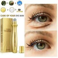24K Gold Snail Eye Cream Anti Wrinkle Skin Firming Moisturizing Skin Care Makeup
