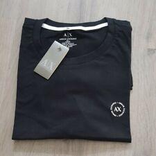 Mens Armani Exchange T shirt black XL