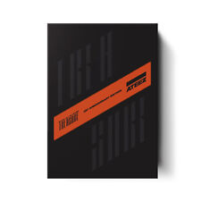 ATEEZ TREASURE EP.FIN:ALL TO ACTION LIMITED CD+UNFOLDED POSTER+2eaBook++etc+GIFT