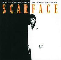 SCARFACE OST (2004) 10-trk CD album NEW/UNPLAYED Giorgio Moroder