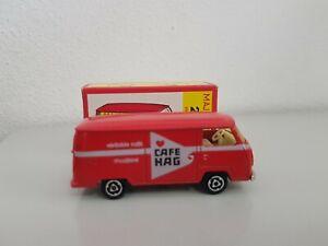 Majorette 244 VW Fourgon, in Paper Box