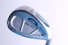 NEW CLEVELAND 588 RTX ROTEX CAVITY 48/8 PITCHING WEDGE STEEL SHAFT RIGHT HAND