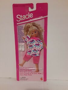 1995 Barbie Stacie Cute 'N Cool Fashions  #68135-91