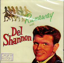 DEL SHANNON - RUNAWAY (NEW SEALED CD) ORIGINAL RECORDING