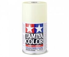 Tamiya Mini Spray  Racing White  TS 47   #85007   NEW