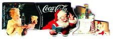 "Coca Cola pin/broches-santa Claus camion puzzle ""OVP""/3 broches!!! [3678]"
