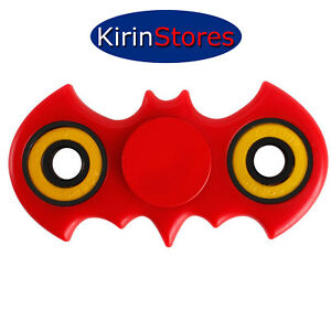 Batman Finger Spinner Fidget Spinner Stress Reliever gift Toys