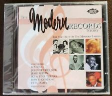 The Modern Records Story-The Very Best Of The Modern Labels CD New Sealed Import