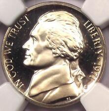 1971-S Proof Jefferson Nickel 5C. NGC PR69 UCAM (PF69 Ultra Cameo) - $650 Value!