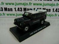 CR16H voiture 1/43 CARABINIERI : LAND ROVER 110 1995