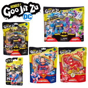Heroes of Goo Jit Zu - DC Superheroes - Stretchy Action Figure Selection