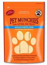 Pet Munchies Fish Dog Chews & Treats