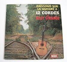 """Billy STRANGE """"Dansons sur la guitare 12 cordes"""" (Vinyle 33t / LP)"""