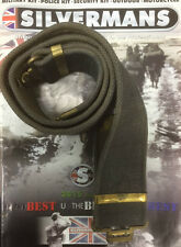 37 pattern British Army webbing Equipment belts without rear buckles [09016]