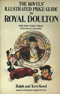 Royal Doulton Figurines - ID Design Numbers Values / In-Depth Illustrated Book