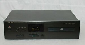 Rotel Compact Disc CD Changer Vintage 6 Shuttle System Model RCC-945