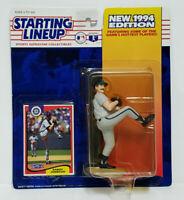 RANDY JOHNSON Seattle Mariners Kenner Starting Lineup MLB SLU 1994 Figure & Card