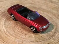 MAISTO CHEVROLET BEL AIR CONVERTIBLE-2002 CONCEPT CAR 1:64 DIECAST FREE SHIPPING