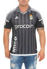 Adidas Camiseta Ro A Jsy Hombre Climacool Laliga Fútbol Real Oviedo BI6077