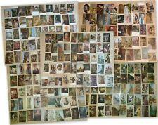 50x AK Künstlerzeichnungen Genremalerei Gemäldekarten Sammlung Varianten (255