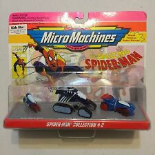 Micro Machines - Spider-Man Collection #2 - Marvel Vehicles - MicroMachines