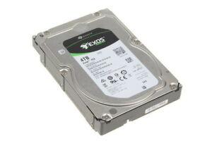 "Seagate Exos 4 TB 3,5"" 12G SAS HDD @7.2k // ST4000NM0025 // Garantie bis 12/22"
