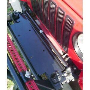 For Jeep Wrangler Yj Tj 87-06 Heavy Duty Winch Mount Plate  X 11238.10