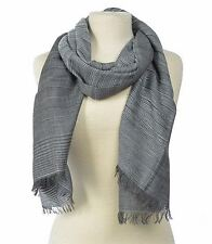 NEW Pistil Women's ISSA SCARF GREY NWT