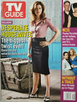 TV Guide Dec 2007 Magazine Desperate Housewives Dana Delany - NCIS - NoML EX