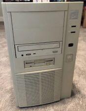 Vintage Windows 98 / DOS Pentium III Gaming PC