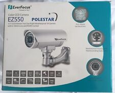 EVERFOCUS POLESTAR True Day & Night weatherproof CCD Camera - EZ550 - NIB